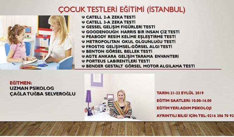 Çocuk Testleri Eğitimi (İstanbul)